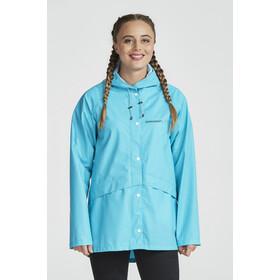 DIDRIKSONS Avon Veste Femme, pale turquoise
